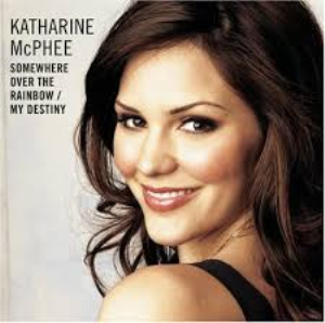 somewhere over the rainbow katherine mcphee arranged for piano vocal american idol version
