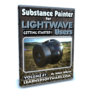substance painter for lightwave users- volume #1