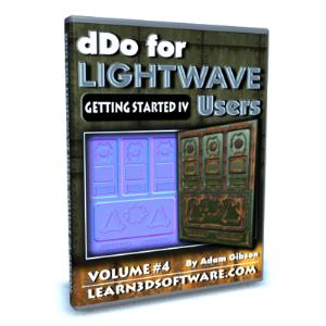 ddo for lightwave users-volume #4- getting started iv