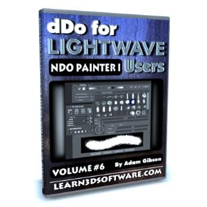 ddo for lightwave users-volume #6- ndo painter i
