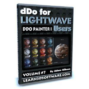 dDo for Lightwave Users- Volume #7- DDO Painter I | Software | Training