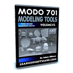 MODO 701 Modeling Tools-Volume #2 | Software | Training