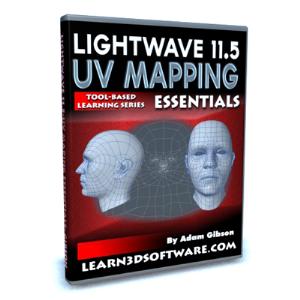 lightwave 11.5- uv mapping essentials