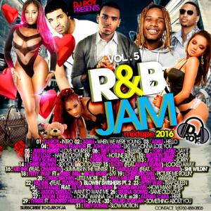 Dj Roy R&B Jam Mix Vol.5 2016   Music   Reggae