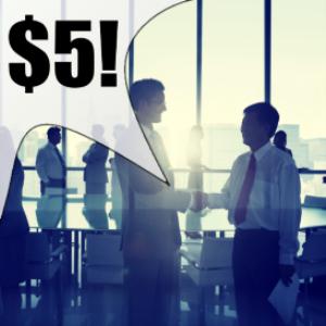 corporate identity - $5 track