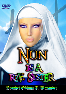 nun is a rev. sister