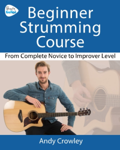 andy's strumming course – ebook companion download