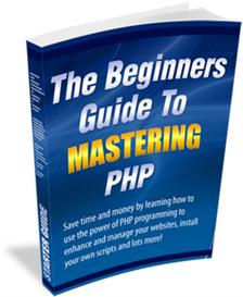 The Beginners Guide To Mastering PHP - (MRR) | eBooks | Internet