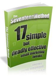 the seventeen method -mrr