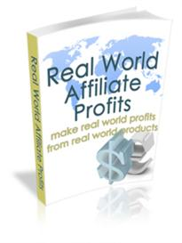 real world affiliate profits with master resale rights