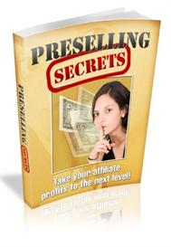 Preselling Secrets -(MRR) | eBooks | Internet