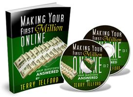 *new*making your first million online
