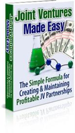 joint ventures made easy with master resale rights