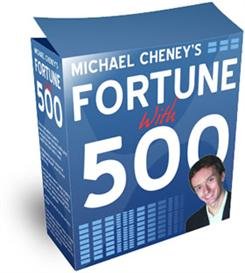 fortune with 500 with master resale rights