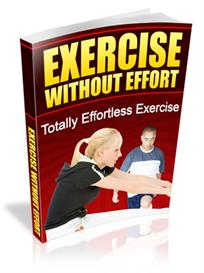 ** exercise without effort with master resale rights