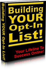 build your optin list with master resale rights
