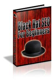 black hat seo for beginners with master resale rights
