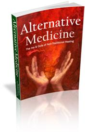 alternative medicine - (mrr)