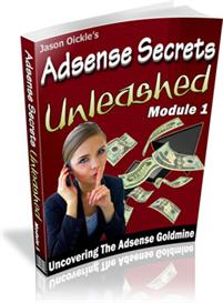 adsense secrets unleashed with master resale rights