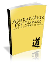 acupuncture for cynics dont be scared to be healed (mrr)