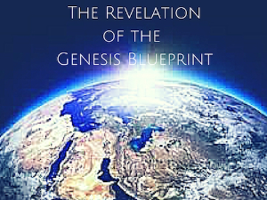 The Revelation of the Genesis Blueprint pt.3 | Other Files | Presentations
