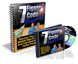 *new* the 7 figure code blueprint - with private labels rights