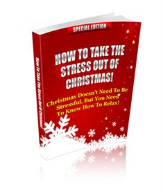 how to take the stress out of christmas with private labels rights