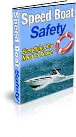 speed boat safety with private labels rights