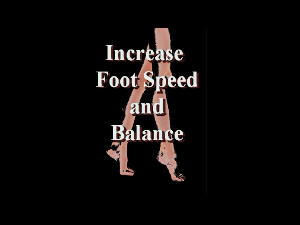 foot speed and balance (windows)