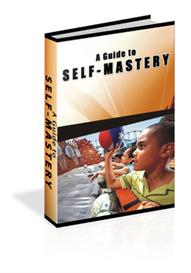 a guide to self mastery audio book with private labels rights