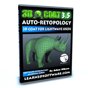 3d coat 3.5 for lightwave users-auto-retopology