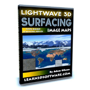 lightwave 10-surfacing for beginners volume #3-image maps
