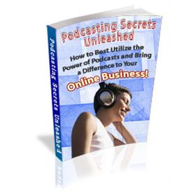 podcasting secrets unleashed with private labels rights