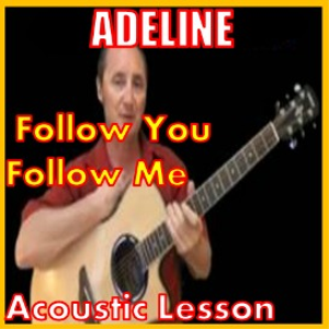 learn to play follow you follow me by adeline