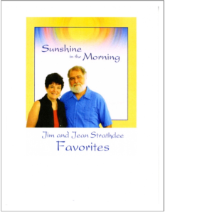 sunshine in the morning ~ songbook & cd