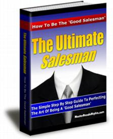 the ultimate salesman with private labels rights