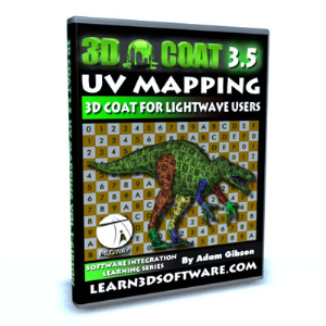 3d coat 3.5 for lightwave users-uv mapping