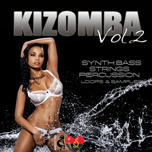 kizomba vol 2 construction kits with loops and stems