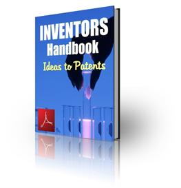 inventors handbook ! how to cash in with your million dollar idea! (plr