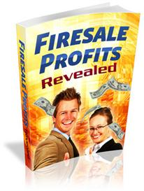 firesale profits revealed - with private label rights