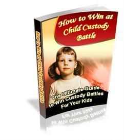 how to win at child custody battle with private labels rights