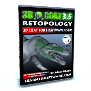 3d coat 3.5 for lightwave users-retopology