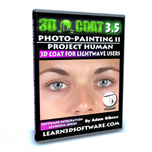 3d coat 3.5 for lightwave users-photo painting ii