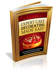 expert cake decorating made easy with private labels rights