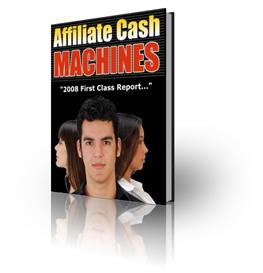 affiliate cash machines with private labels rights