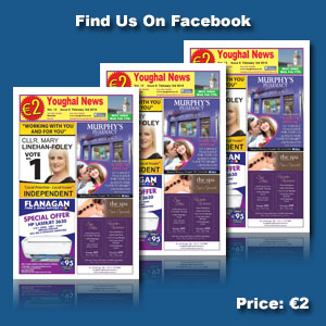 Youghal News February 3rd 2015 | eBooks | Magazines