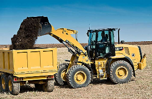 CAT Wheel Loader 908M | Photos and Images | Technology