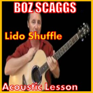 learn to play lido shuffle by boz scaggs