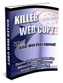 killer web copy with private labels rights