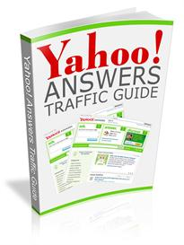 yahoo! answers traffic guide with private labels rights
